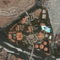 Satellite view image of the Island Cove Resort & Leisure Park in Kawit, Cavite