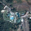 "Satellite image of Luis ""Chavit"" Singson's Baluarte (residence) in Vigan City, Ilocos Sur."