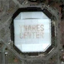 Satellite image of Ynares Center in Antipolo City, Rizal.
