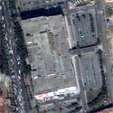 Satellite image of SM City Xiamen in Xiamen City, Fujian, China