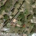 Satellite image of Fort San Pedro in Cebu City.