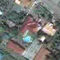 Satellite image of Manny Pacquiao's mansion in General Santos City