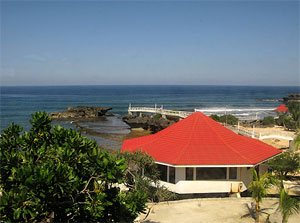 Photo of the Treasures of Bolinao resort overlooking the beach