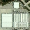 Satellite image of SM City Pampanga