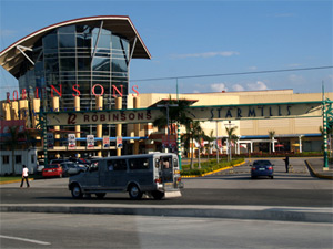 Facade of Robinsons Starmills Pampanga