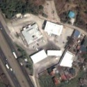 Satellite view image of the Petron Express Center in Marilao, Bulacan.