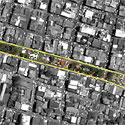 Satellite image of Plaza Divisoria or the Golden Friendship Park in Cagayan de Oro