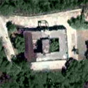 Satellite image of the Diplomat Hotel in Baguio City