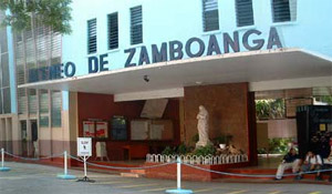 Facade of the College Building of ADZU