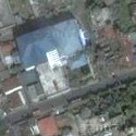 Satellite image of the Blanco Family Museum and Art Academy in Angono, Rizal