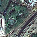 Satellite image of the Morrison Hill Playground in Hong Kong