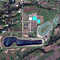 Satellite image of Camsur Watersports Complex in Pili, Camarines Sur