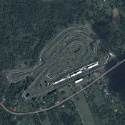 Satellite image of the Batangas Racing Circuit in Rosario, Batangas