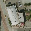 Satellite image of the Filipino Community Center in Seattle, Washington