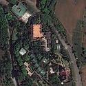 Satellite image of Caleruega in Nasugbu, Batangas