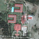 Satellite view image of Fort Ilocandia in Laoag City, Ilocos Norte.