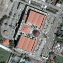 Satellite view image of Robinsons Place in Bacolod City, Negros Occidental.